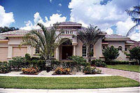 Boca Raton FL Homes for Sale in Boca Grove Plantation Grand Firenze Model on Golf Course Lot