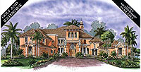 Boca Raton FL St Andrews Country Club Mediterranean Estate Homes For Sale