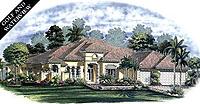 Boca Raton FL St Andrews Country Club Grand Villa San Pietro 4 BR Golf Home For Sale