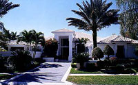 Boca Raton FL St Andrews Country Club Queenferry Circle Sophisticated Home for Sale with Panoramic Lake Views