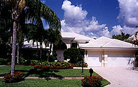 St Andrews Country Club in Boca Raton FL Queenferry Circle Luxury 4 BR Home For Sale with lake views