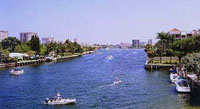 Boca Raton Intracoastal Homes and Boating