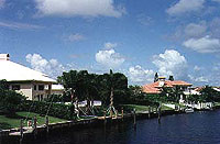 Royal Palm Yacht & CC Waterway View
