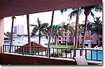 Mizner Court Balcony View