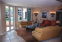 Mizner Court Living Room