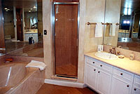 Mizner Court Master Bathroom