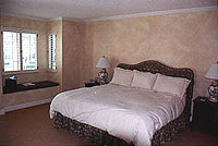 Mizner Court Master Bedroom