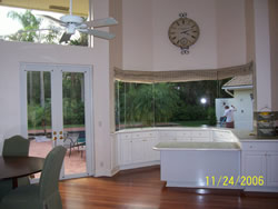 Tanglewood Rental Breakfast Area