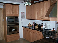 Villa Rica Gourmet Kitchen Counter and Stove