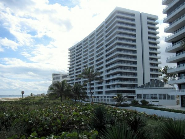 Addison on the Ocean Condos for Sale, Beach View