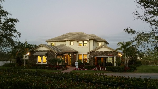 Palm City Riverbend Homes on St Lucie River