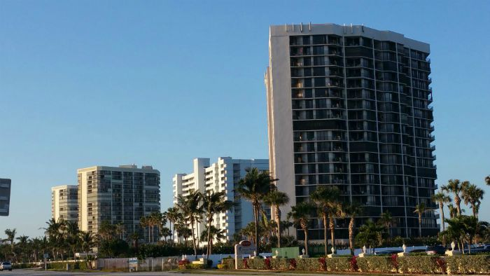 Oceanfront Condos in Jensen Beach, South Hutchinson Island