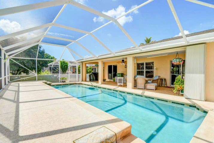 Pool Home for sale in Port St Lucie South Port area, 2473 SE Sidonia Street, 34952