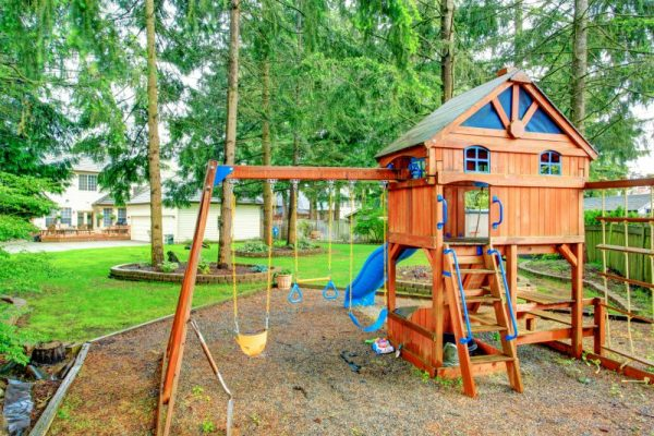 Port St Lucie Homes with fenced yards offer privacy and a safe place to play for children and pets