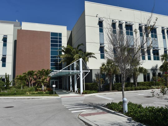 Florida Center for Bio-Sciences at Tradition Center for Innovation, Front Elevation
