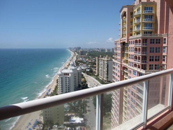 The Palms Luxury Oceanfront Condos, Ft Lauderdale Beach