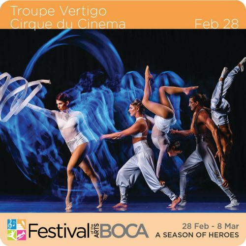 Festival of the Arts Boca February 2020