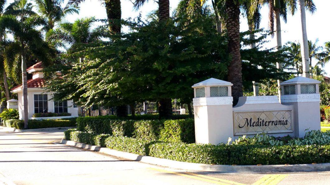 Mediterrania Luxury Gated home