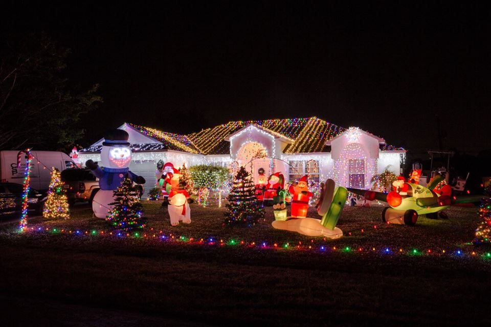Port St Lucie Christmas Lights 2020 Bus Tours Port St Lucie and Treasure Coast Christmas Holiday Events 2018