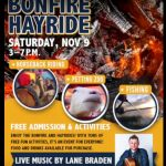 McCarty Ranch Bonfire and Hayride 2019