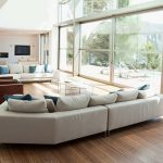 Luxury home demand is more spacious homes